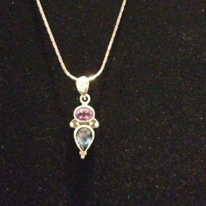 Jewelry - Silver Pendant